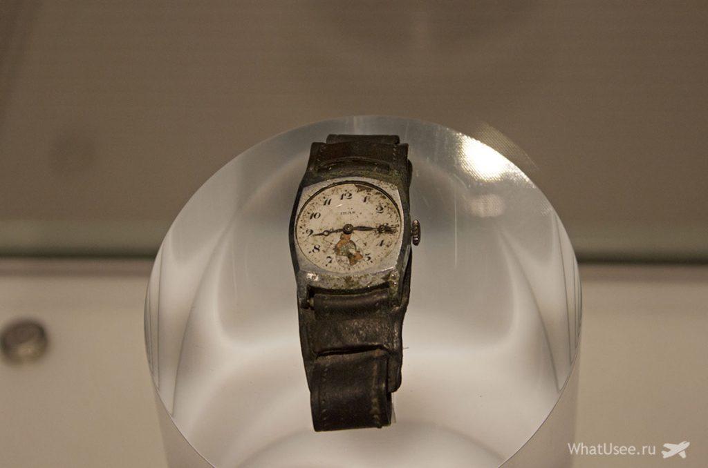 Хиросима часы