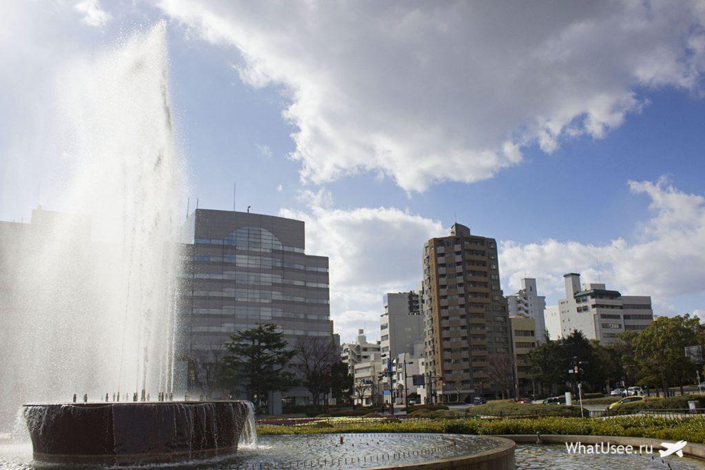 В Хиросиму самостоятельно