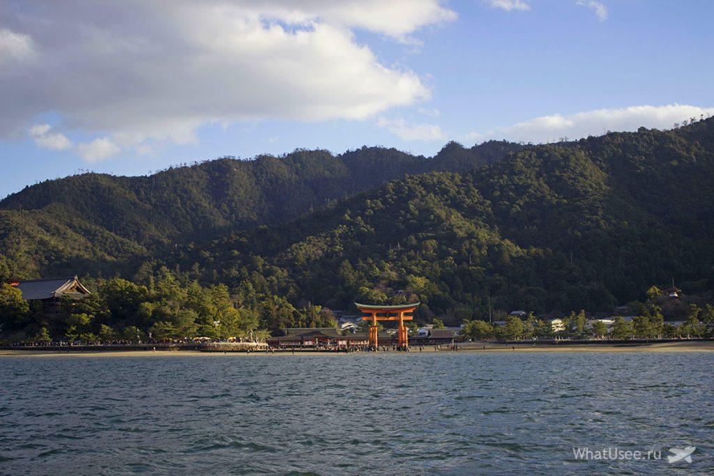 Поездка на остров Миядзима в Японии