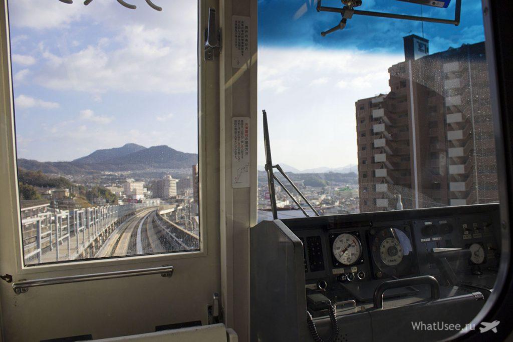 Astram Line в Хиросиме