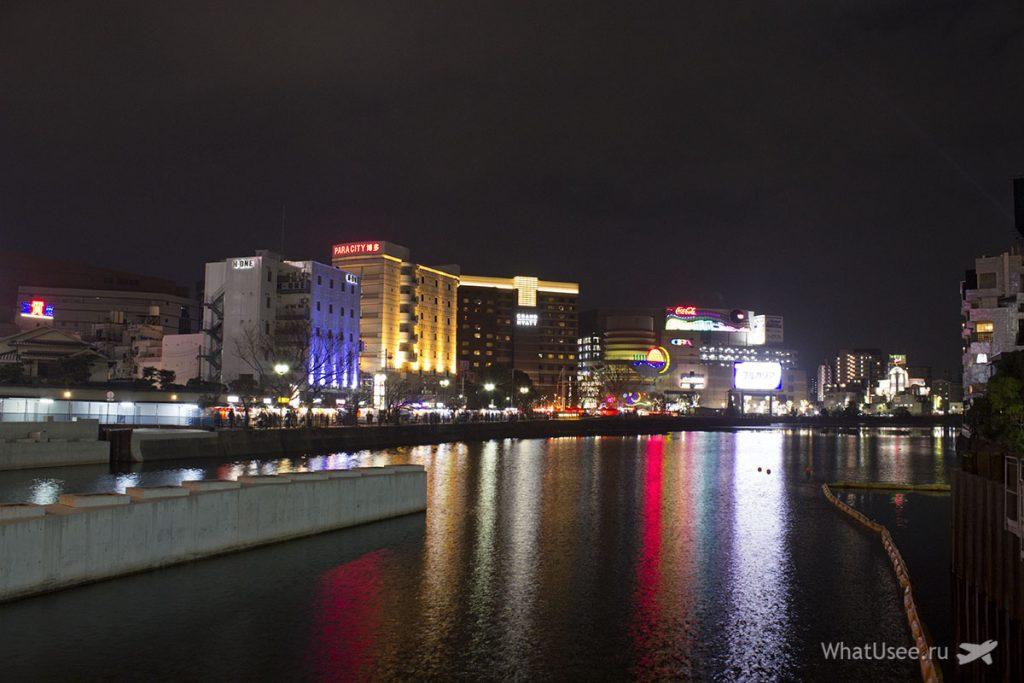 Что посмотреть в Фукуоке