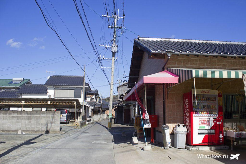 Поездка к скалам Sakurai Futamigaura из Фукуоки