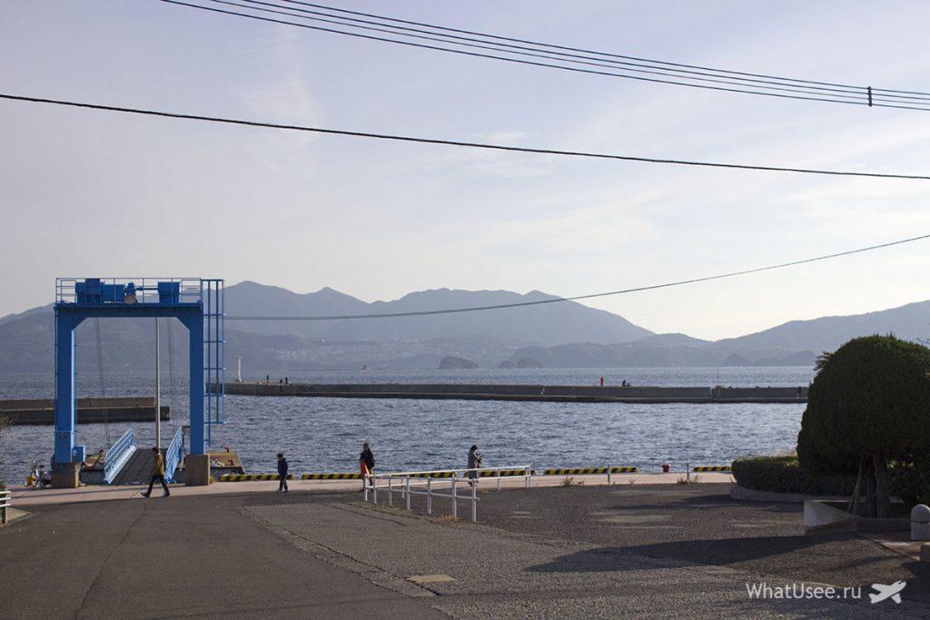 Круиз на остров Хасима в Японии