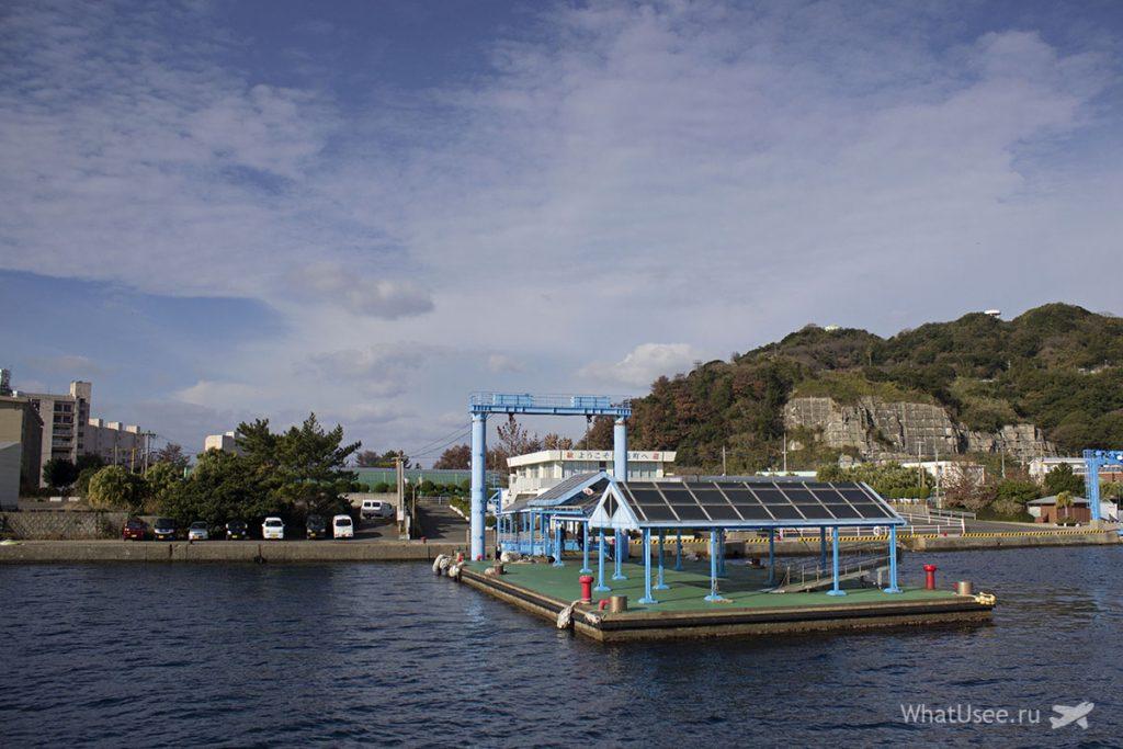 Поездка на остров Хасима