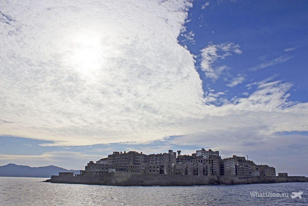 Как поехать на остров Хасима