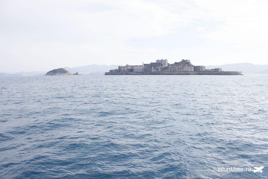 Тур на остров Хасима