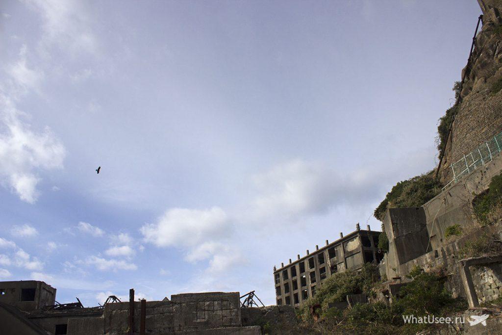 Остров-призрак Хасима
