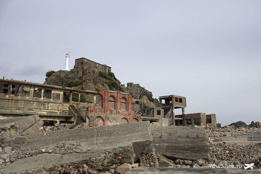 Остров Hashima