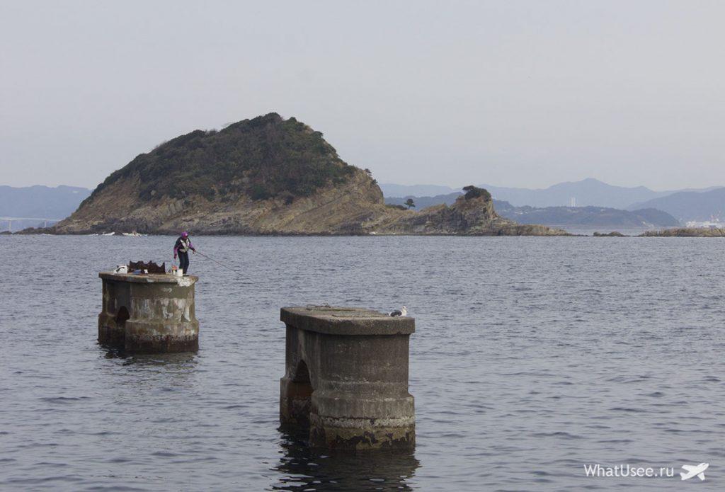 Поездка на остров Gunkanjima