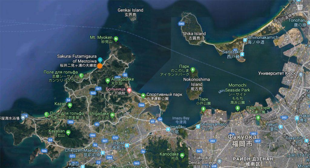 Куда съездить из Фукуоки