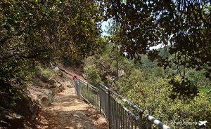 Как добраться до водопада Каледония на Кипре