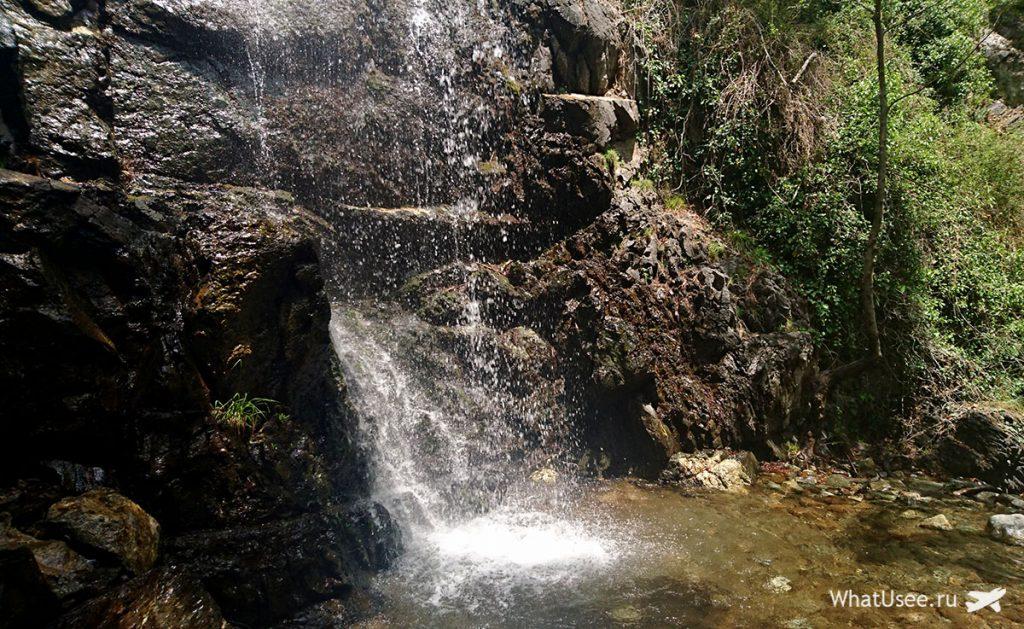 Каледония в Троодосе