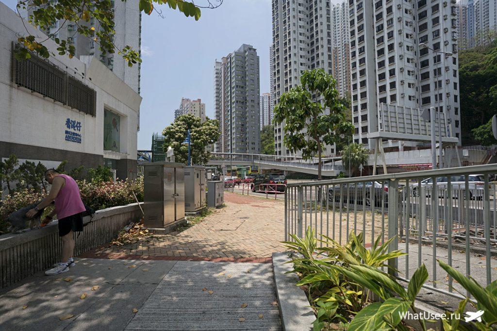Что посмотреть в деревне Абердин в Гонконге