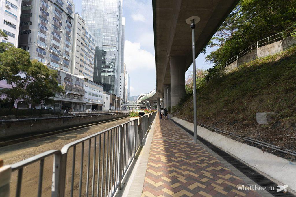Что посмотреть в районе Абердин в Гонконге