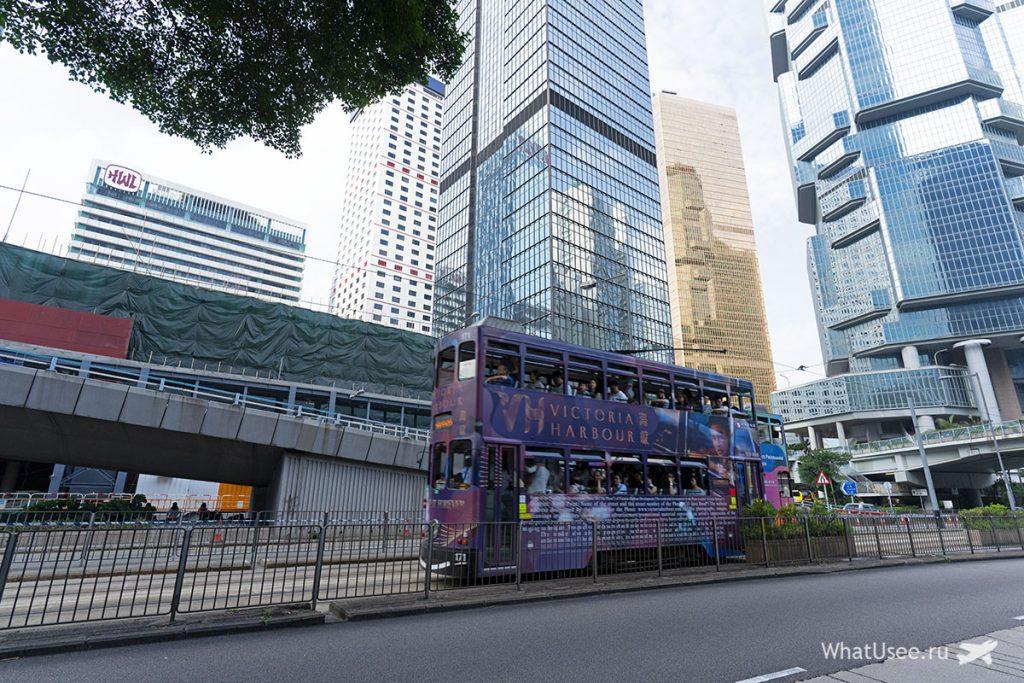 Поездка в Гонконг на два дня