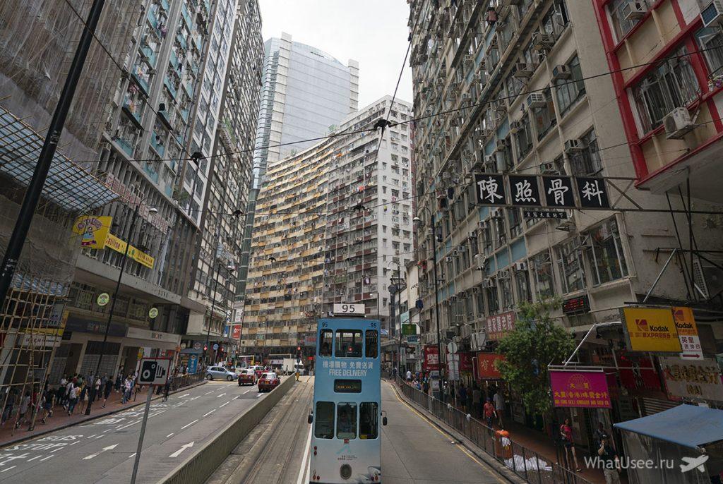 Районы в Гонконге