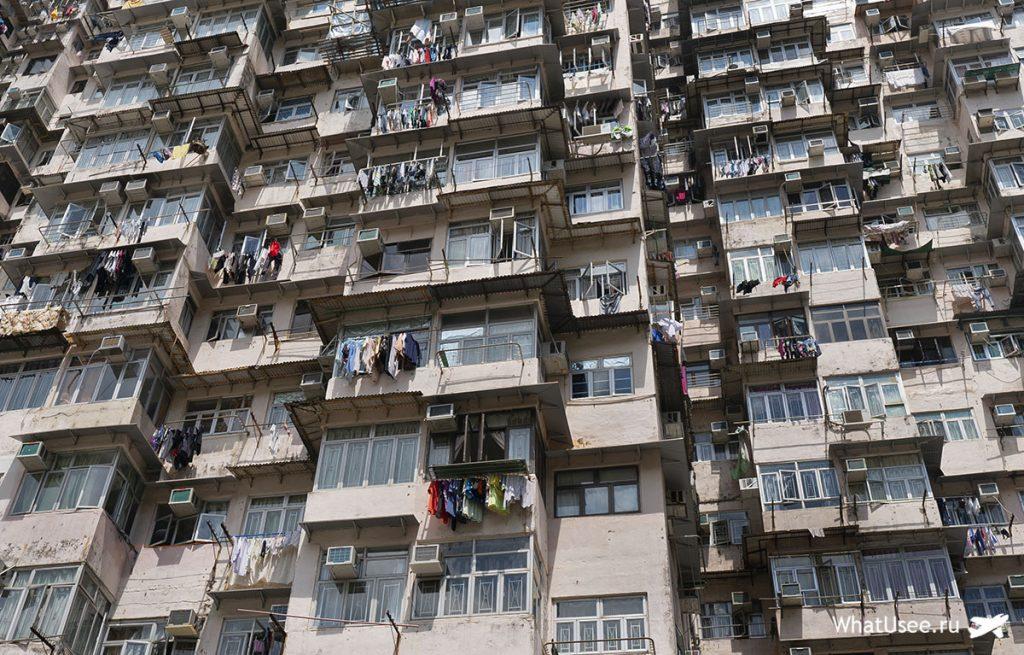 Fok Cheong Building Гонконг