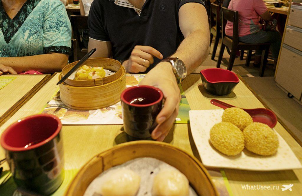 Лучшие димсамы в Гонконге