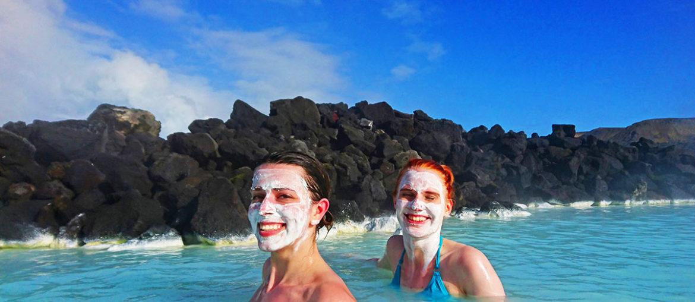Blue Lagoon Голубая Лагуна в Исландии