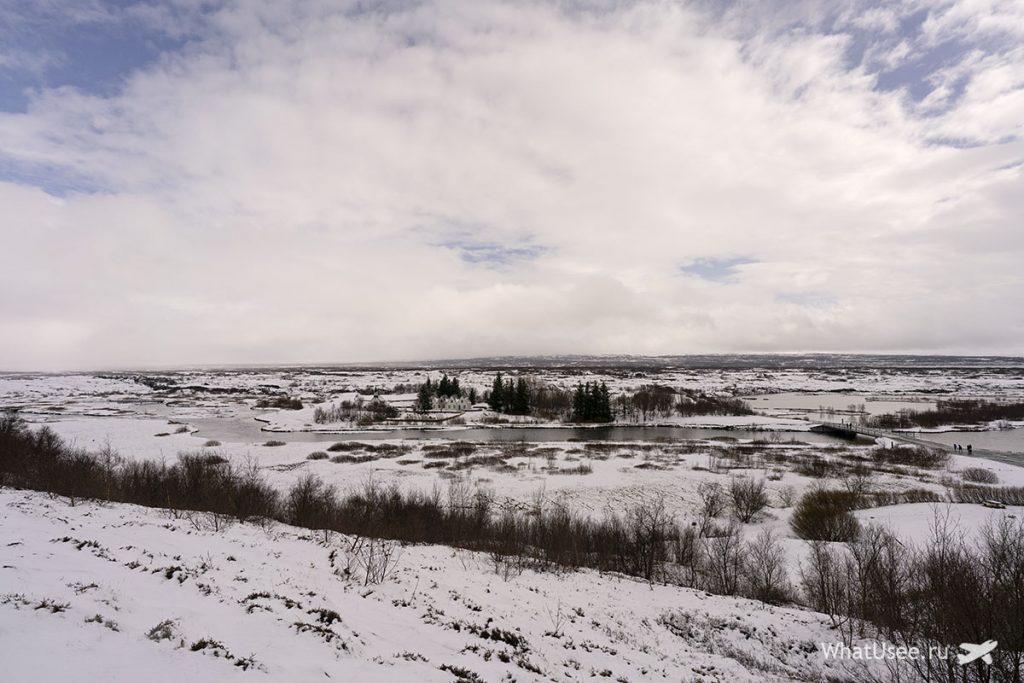 Золотое Кольцо Исландии и парк Тингветлир