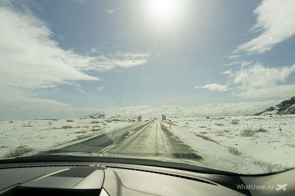 Какую машину взять в Исландии