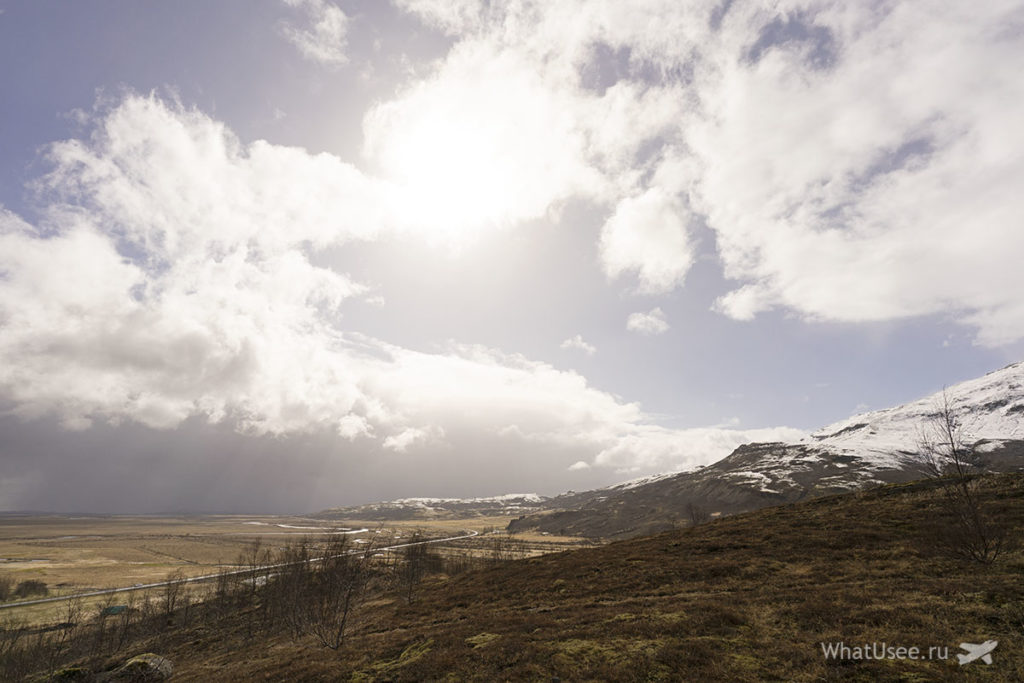 Долина Гейзеров и Золотое Кольцо Исландии