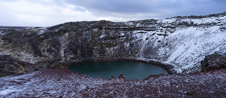 Маршрут по Золотому Кольцу Исландии на машине