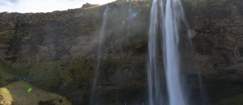 Водопады Исландии