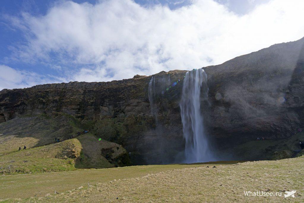Самые красивые водопады в Исландии