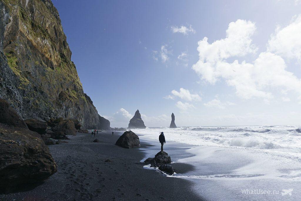 Вик в Исландии