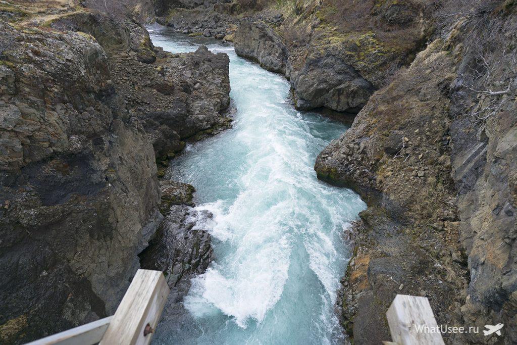 Водопад Барнафосс