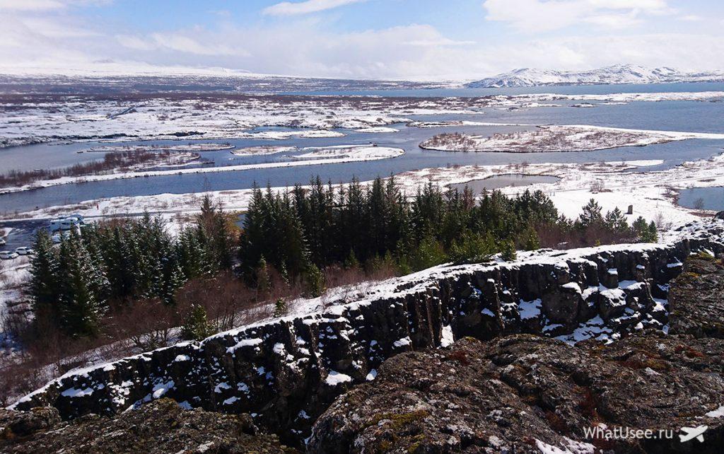 Парк Тингветлир и Золотое Кольцо в Исландии