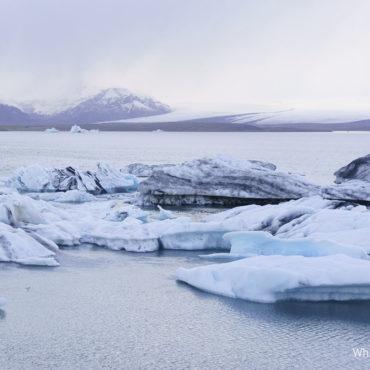 Исландия: Ледниковая Лагуна Jökulsárlón