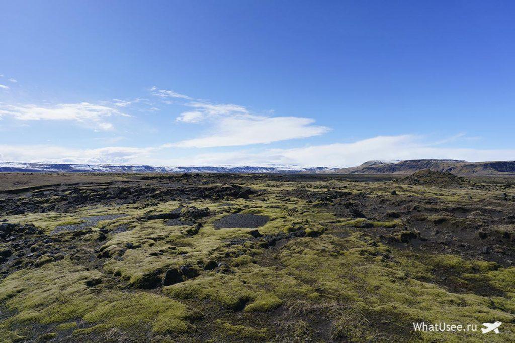 Национальный парк Скафтафетль самостоятельно