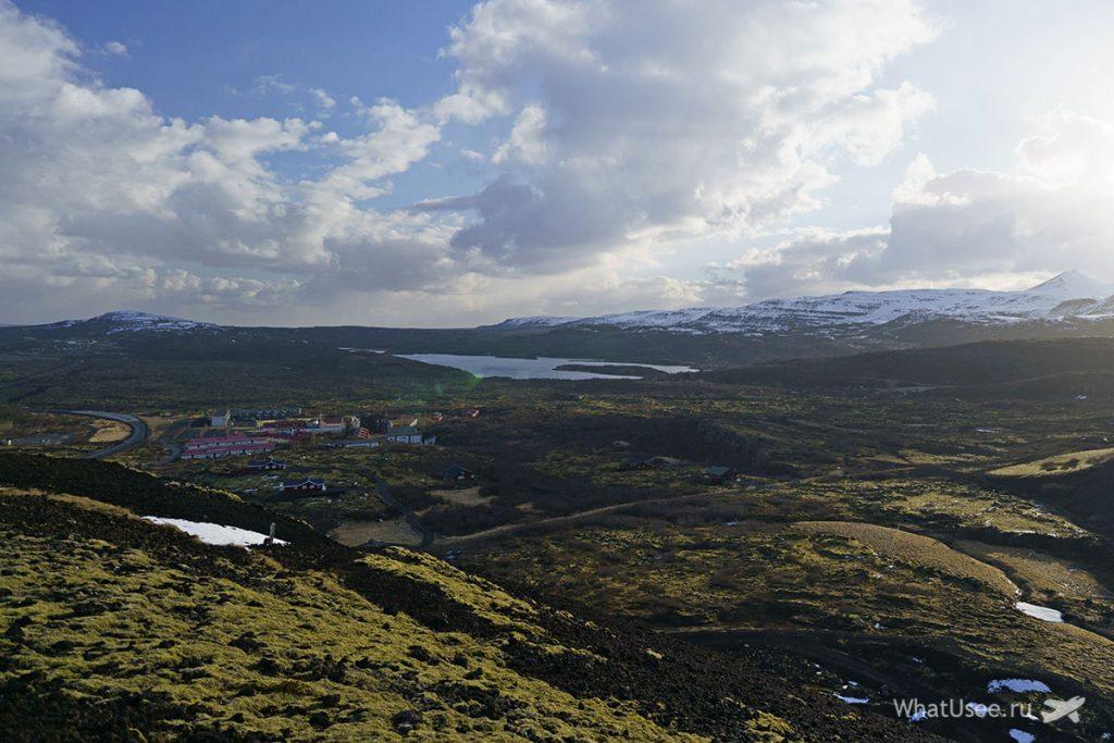 Что посмотреть по дороге на Снайфедльснес в Исландии