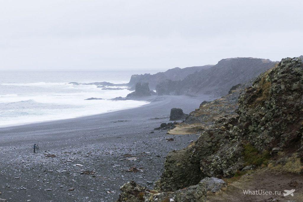 Поездка на полуостров Снайфедльснес в Исландии