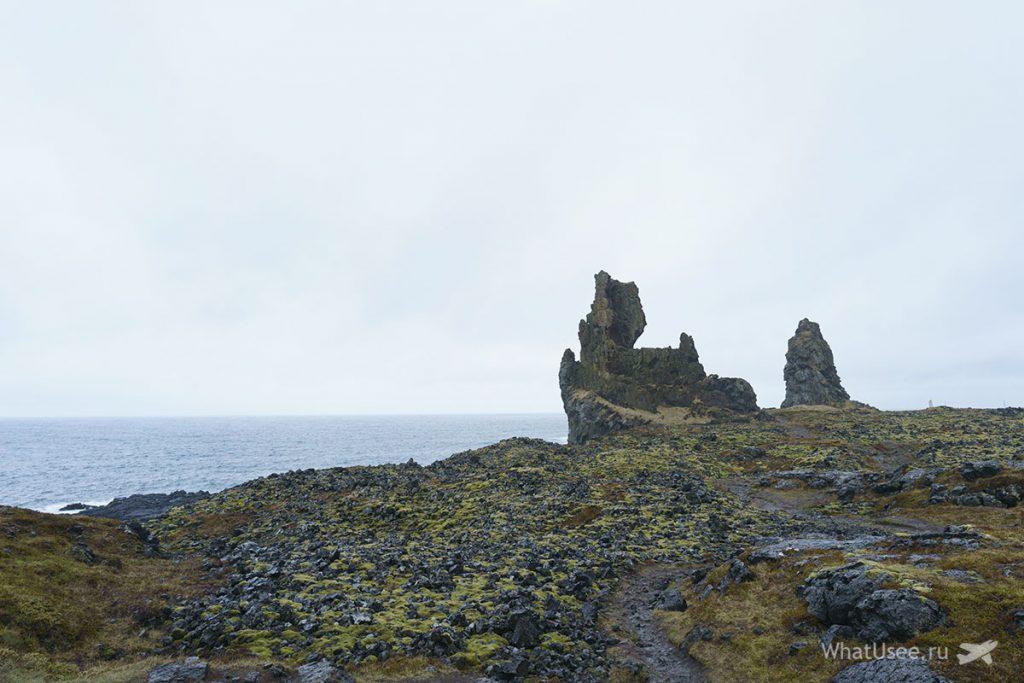 Что посмотреть на полуострове Снайфедльснес