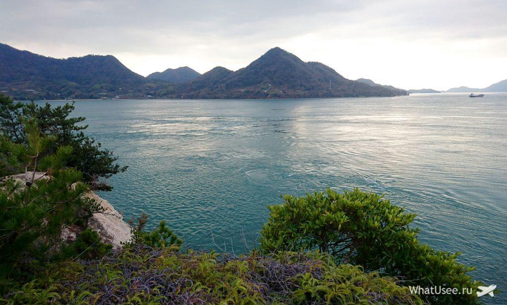 Остров Окуносима Япония