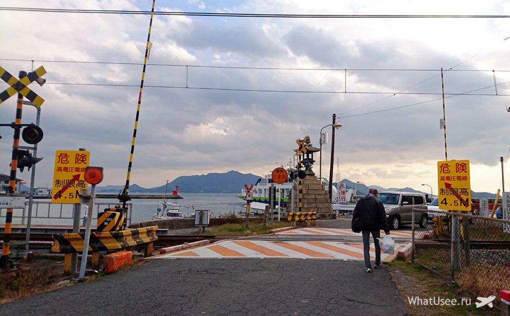 Как добраться на кроличий остров в Японии