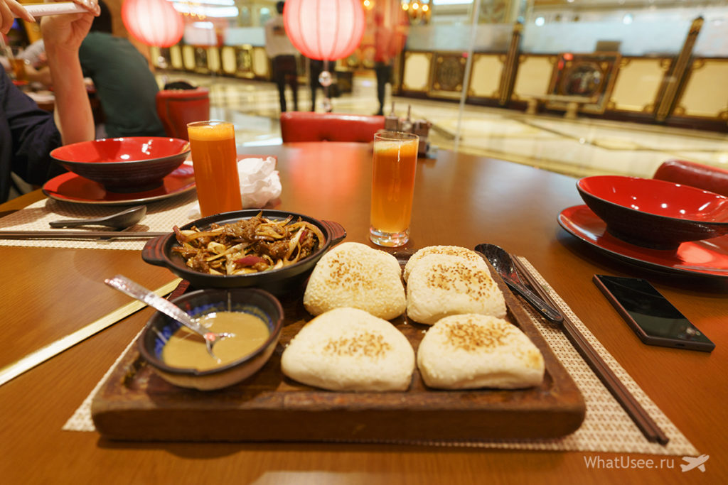 Где пообедать в Макао