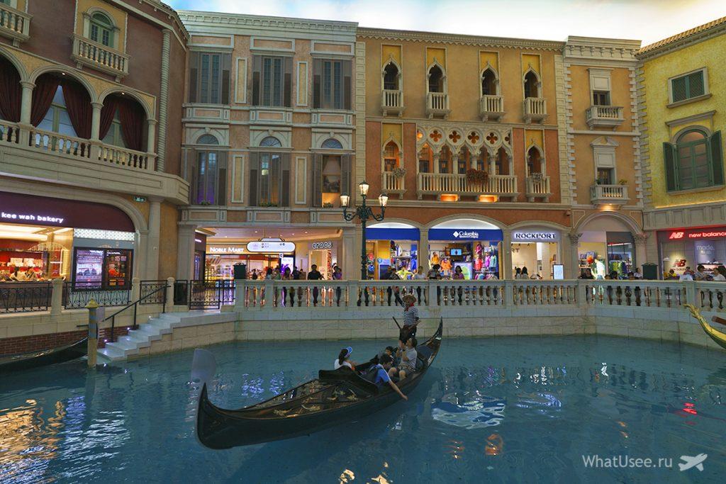 Казино Венеция в Макао