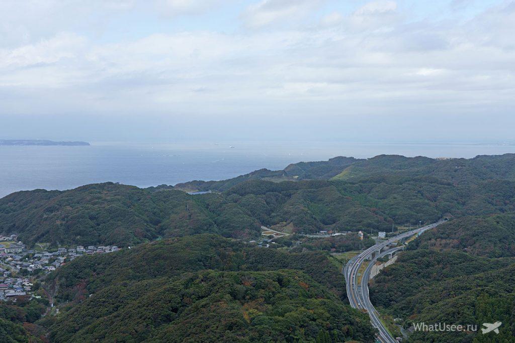 Прогулка на гору Нокогирияма Чиба
