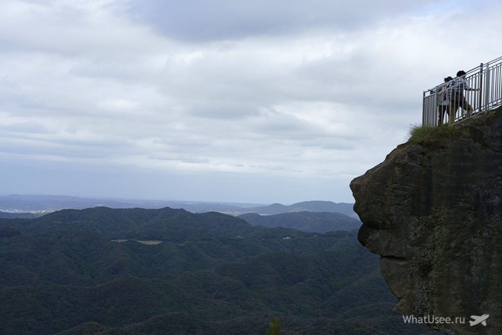 Поездка на гору Нокогирияма в Токио