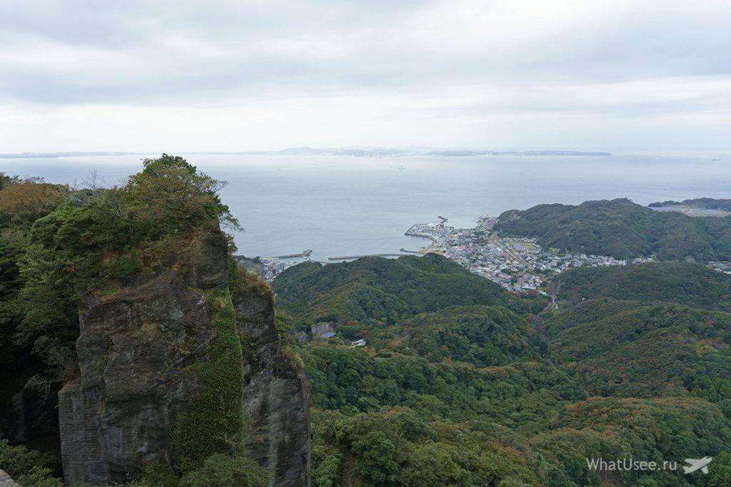 Поездка на гору Нокогирияма из Токио