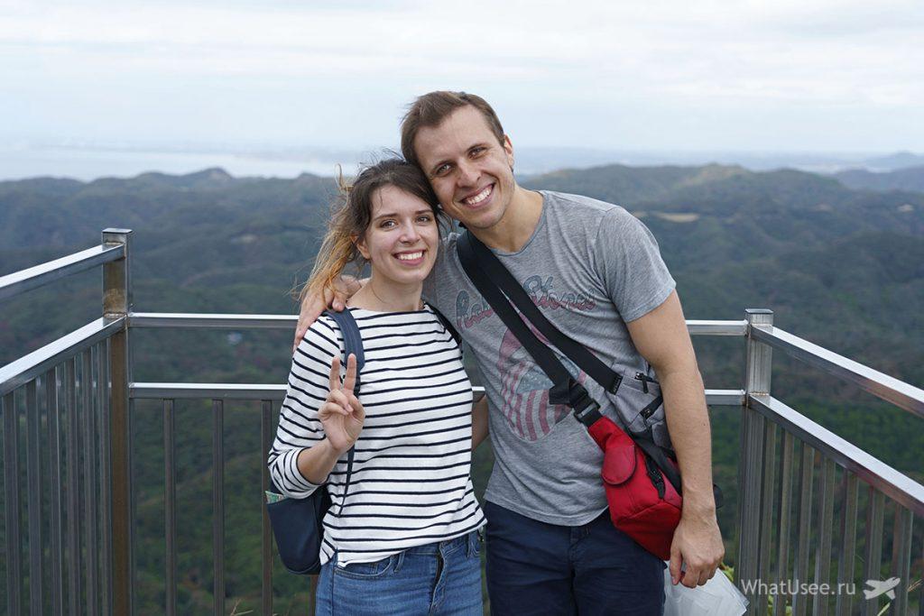Поездка на гору Нокогирияма Япония
