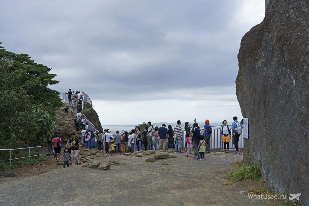 Виды с горы Нокогирима