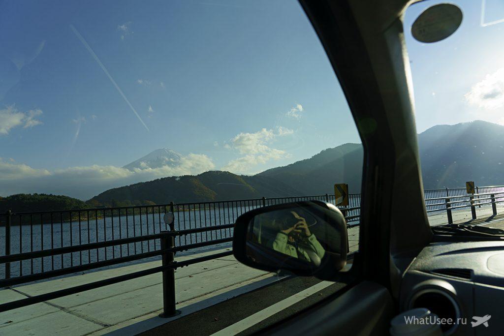 Как добраться до озера Кавагутико