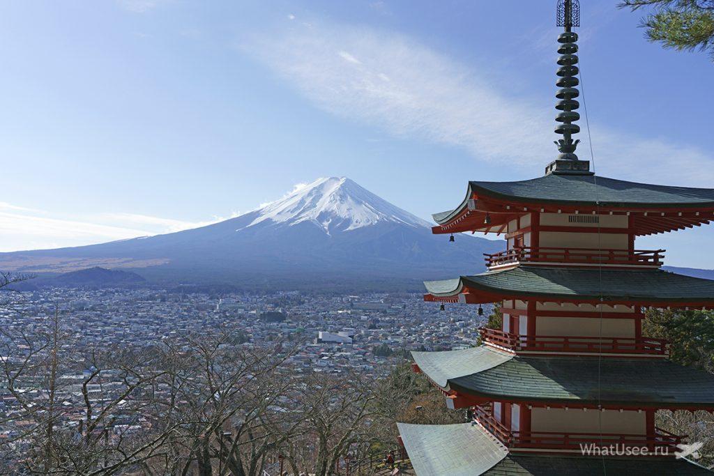 Arakura Fuji Sengen Jinja Кавагучико