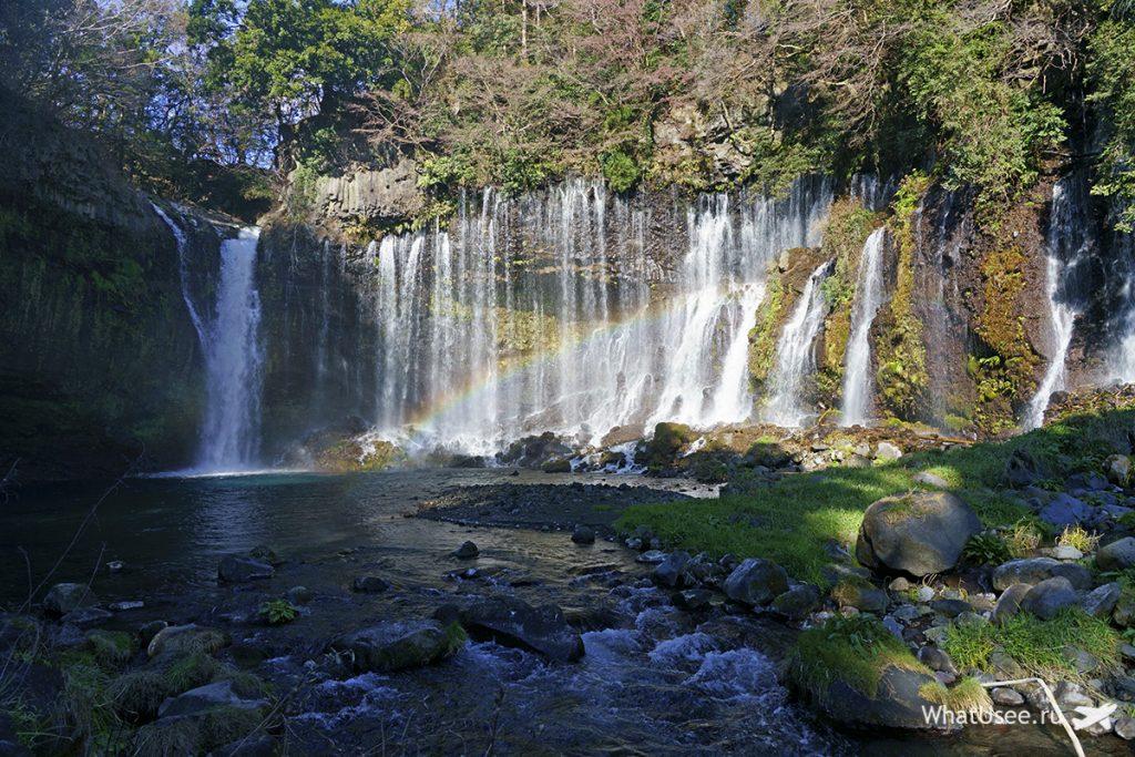 На водопады Сираито из Токио