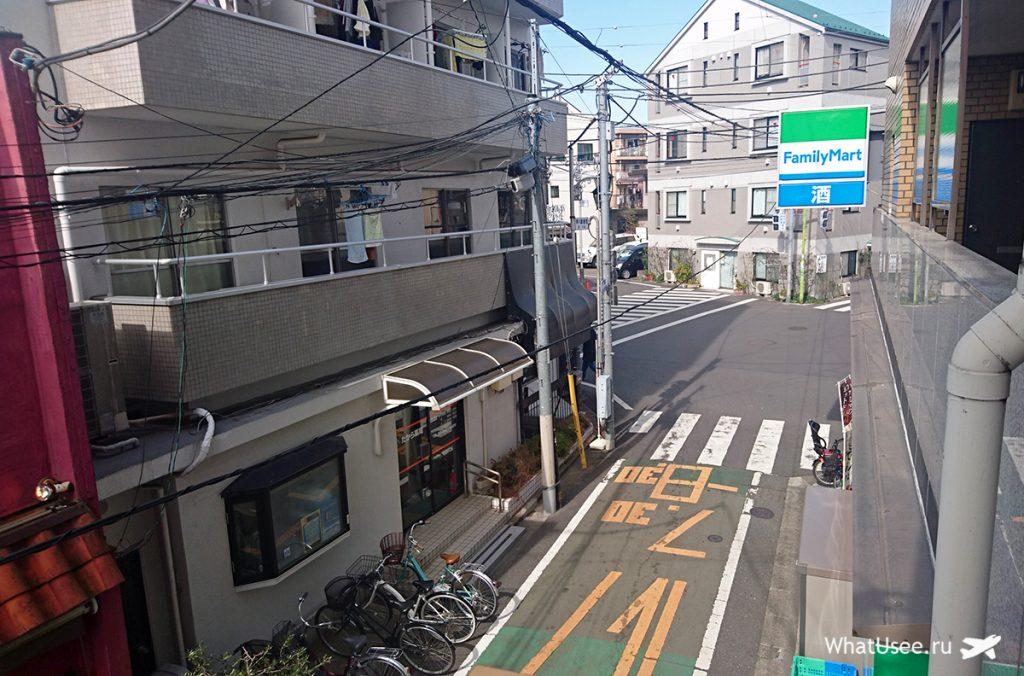 Япония переезд